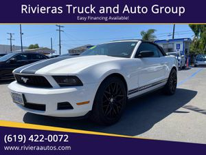 2010 Ford Mustang for Sale in Chula Vista, CA