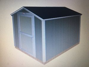8 x 10 Garden Ranch Tuff Shed for Sale in Visalia, CA