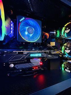 🤩FKN AMAZING GAMING PC 🎮 RYZEN 5 3600x, 16GB RAMS , GTX 1070 8GB for Sale in Chino Hills,  CA