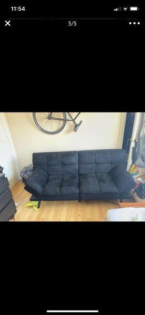 Memory foam futon for Sale in Oakland, CA