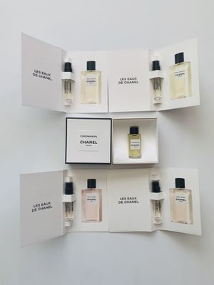 Chanel Paris Perfume Collection 5pc Set for Sale in Roseville, CA