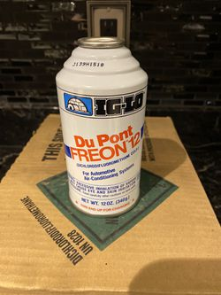 DuPont Freon r12 for Sale in Rocky Mount,  VA