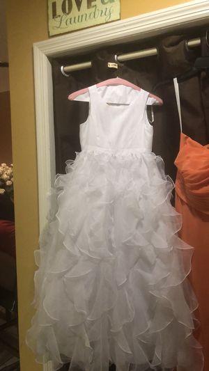 White Flower girl for Sale in Fort Myers, FL