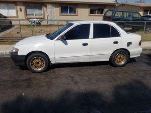 1998 Hyundai accent 4 door for Sale in North Las Vegas, NV