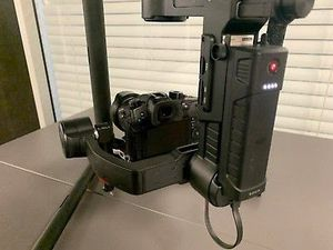 Gimbal Robin M DSLR mirrorless camera stabilizer almost new! for Sale in Henrico, VA