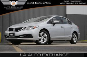 2015 Honda Civic Sedan for Sale in Montebello, CA