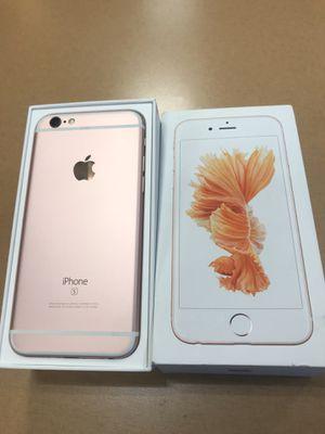 Unlocked iPhone 6S 64GB Telcel Tigo T-Mobile Verizon Metro Cricket AT&T for Sale in Hacienda Heights, CA