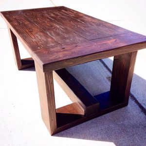 Modern Wood Coffee Table for Sale in OR, US