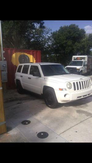 2010 Jeep Patriot for Sale in Brandon, FL