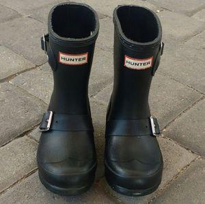 Hunter rain boots kids 11/12 for Sale in Goodyear, AZ