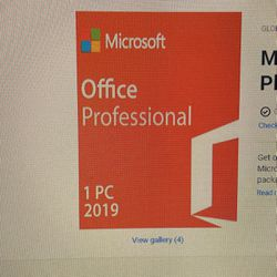 Office 2019 Pro plus for Sale in Mableton,  GA
