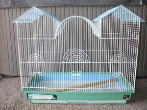 House style bird cage for Sale in East Carbon, UT