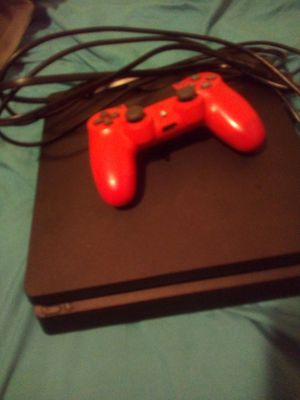 PS4 slime pro brand new just brought it yesterday 200 for Sale in Little Rock, AR