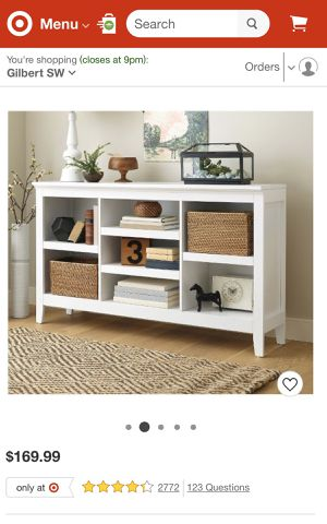 BOOKCASE/TVSTAND for Sale in Whittier, CA