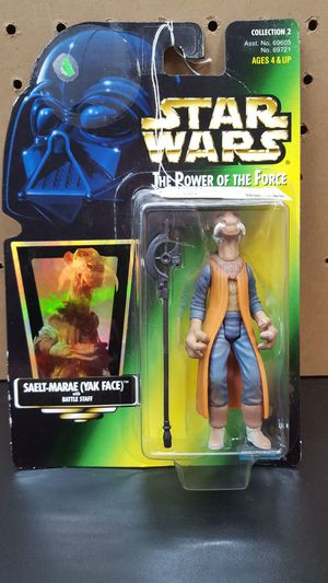 Star wars collectable toys for Sale in Orange City, FL