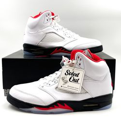 Jordan 5 Retro Fire Red (2020) DS Size 11 for Sale in Bellevue,  WA