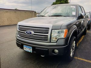 2010 FORD F150 PLATINUM for Sale in FL, US