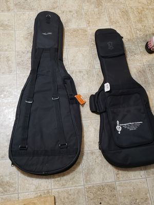 2 Brand New Guitar Bags for Sale in Beaumont, TX