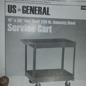 Service Cart for Sale in Fresno, CA