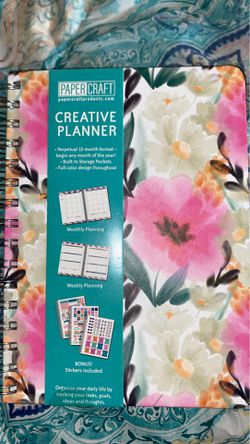 Planner for Sale in San Angelo,  TX