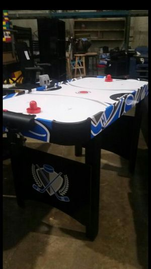 Brand new in box kids air hockey table for Sale in Concord, NC