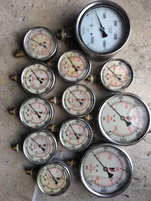 Pressure gauge oil for Sale in Miami, FL