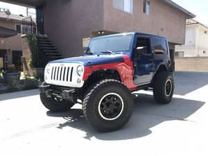 2010 Jeep Wrangler for Sale in Downey, CA