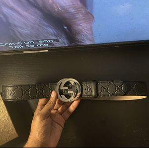 Gucci belt for Sale in Arlington, VA