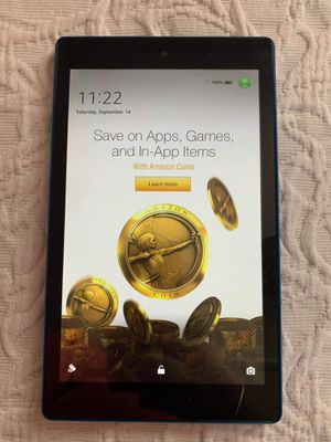 Amazon fire tablet 7in with Alexa 8gb for Sale in Chicago, IL