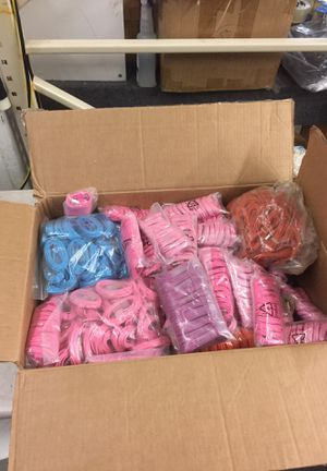 Iphone IPad itouch 5 6 ++ charge cords, at least 1000pcs all new for Sale in Portland, OR