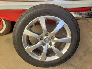17 INCH INFINITY ALUMINUM RIM'S AND TIRES for Sale in Long Beach, CA