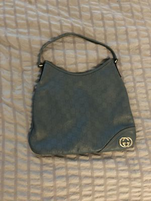Authentic leather Gucci bag for Sale in Corona, CA
