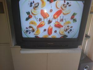 "Panasonic 27"" flat tube TV for Sale in US"