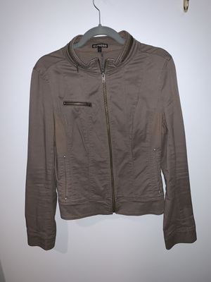 Express Green Army Jacket for Sale in Chicago, IL