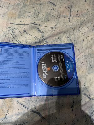 Call of duty black ops 3 ps4 for Sale in Brooklyn, NY