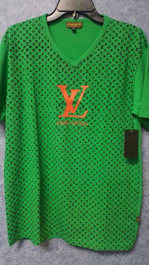 Black & green xl Louis Vuitton shirt. for Sale in Hyattsville, MD