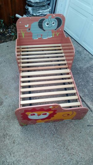 Toddler bed for Sale in Carrollton, TX
