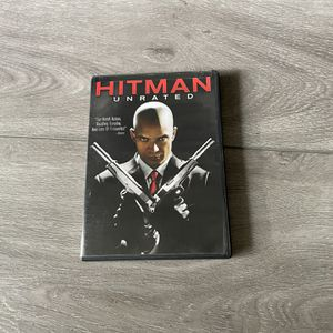 Hitman DVD for Sale in Los Angeles, CA
