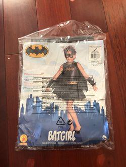 Batgirl kids costume size xs (2-4). Used. Rubies for Sale in Walnut Creek,  CA