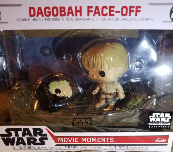 Star Wars Funko Pop, Movie Moment