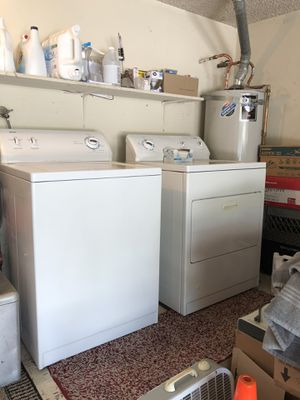Kenmore washer and gas dryer 500 series for Sale in Tustin, CA