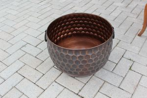 Large copper basket for Sale in Fort Lauderdale, FL