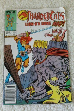 1987 Thundercats Comics Vol. 1 No. 9 for Sale in University Place, WA