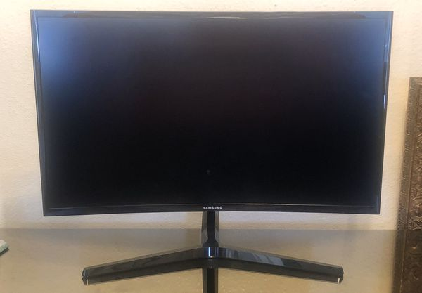 """Samsung 27"""" Curved Monitor"""
