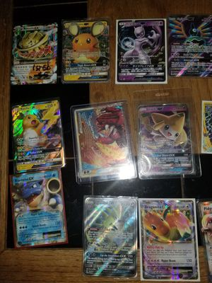 Huge holo and reverse holo pokemon card collection for Sale in Glendale, AZ