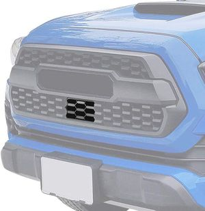 Toyota Tacoma 2018-2020 Factory Style Front Grille TSS Garnish Sensor Cover for TRD Pro Grille for Sale in Fullerton, CA