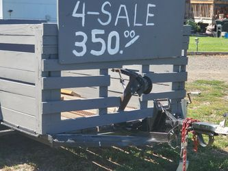 Trailer For Hualing Lawn Mowers, Motorcycle for Sale in Yakima,  WA