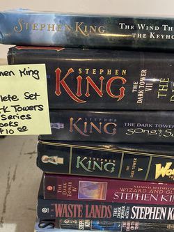 Stephen King Novels for Sale in Stone Park,  IL