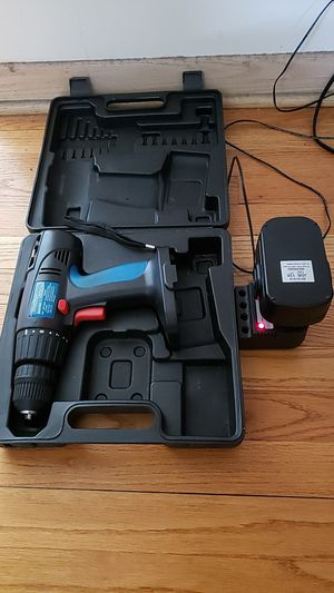 Cordless drill. for Sale in Chicago, IL