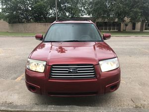 SUBARU FORESTER 2008 for Sale in Houston, TX